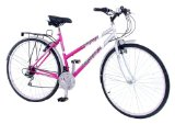 Universal Mermaid Hybrid/ City 26` (17` Frame) 18 Speed Ladies Bike