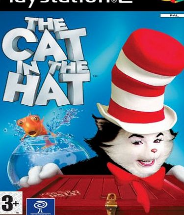 Dr Seuss Cat in the Hat - Playstation 2 Games - CLICK FOR MORE INFORMATION