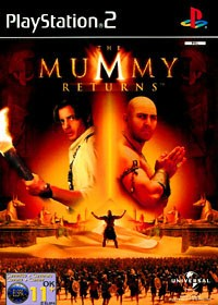 The Mummy Returns, PlayStation 2 - CLICK FOR MORE INFORMATION