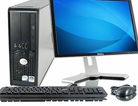 Unknown Dell Optiplex PC Dual Core 6GHz Processor 4GB Memory 1TB 1000GB H/D WIFI Windows 7 Computer Ready To Surf The internet and a Free 17`` TFT