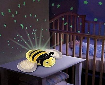 Unknown Mobile Night Light Projector Nursery Light Show Childrens Toys Musical / Baby Infant Toddler Kids Child Boys Girls Cool Unique Special Activity Present Outdoor Indoor Room Popular Classic Newborn Equi