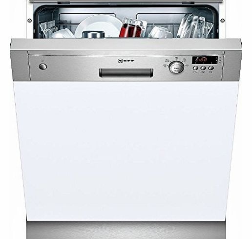 Neff S41E50N0GB Dishwashers - 60cm Semi Integrated