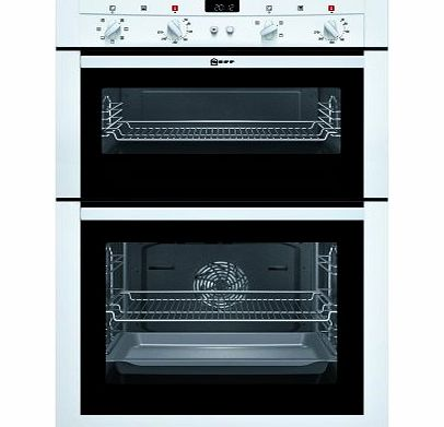 Unknown Neff U14M42W3GB Electric Double Oven Built In White product image
