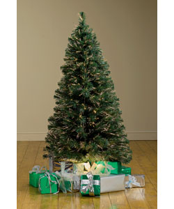 Unbranded 1.5m/5ft Indoor Fibre Optic Tree