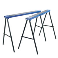 1000MM X 800MM Pair of Fold Down Trestles - 59245