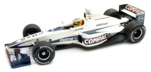 1:43 Scale Williams BMW FW22 Promotional Showcar 2000 R.Schumacher