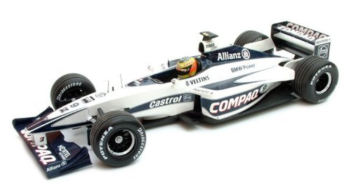 1:43 Scale Williams BMW  FW22 R.Schumacher Race Car