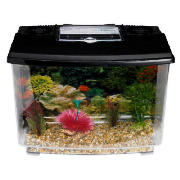 18l complete coldwater fish tank kit review compare for Cold water fish tanks