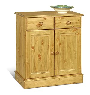 2 Door Dresser Base - Sherwood