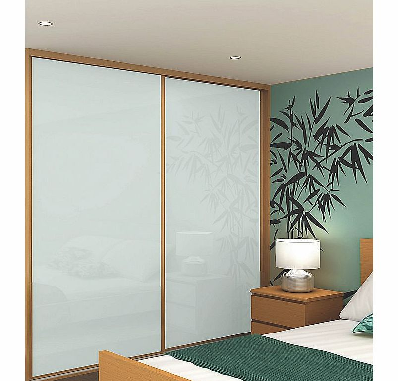 2 door sliding wardrobe white - Home decor innovations sliding mirror doors ...