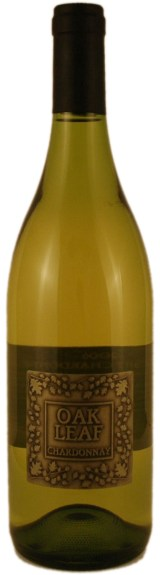 2006 Oak Leaf, Midnight Chardonnay product image