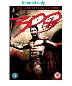 Based on the epic graphic novel by Frank Miller, `300` is a ferocious retelling of the ancient Battl - CLICK FOR MORE INFORMATION