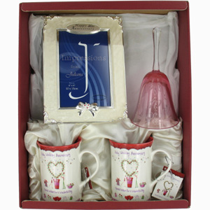 Wedding Gift If Not Registered : 40th Ruby Wedding Anniversary Gifts Pack 3 Anniversary Giftreview ...