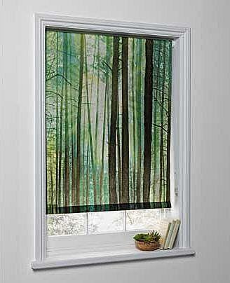 natural curtains and blinds. Black Bedroom Furniture Sets. Home Design Ideas