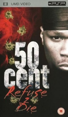 50 Cent Refuse To Die UMD PSP
