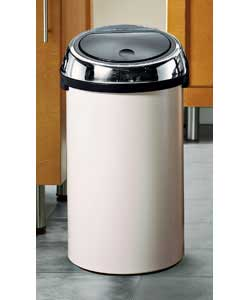 Brabantia Touch Bin 50 Liter Wit.Brabantia Kitchen Bins Reviews