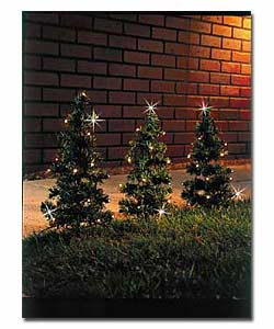 Lowes Artificial Christmas Trees Prelit