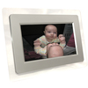 7```` Digital Photo Frame In Silver with Acrylic product image
