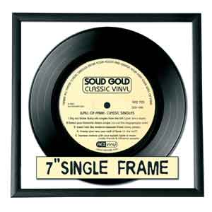 7 Inch Single Record Frames Review Compare Prices Buy