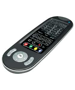 8 Way Universal Touch Screen Remote