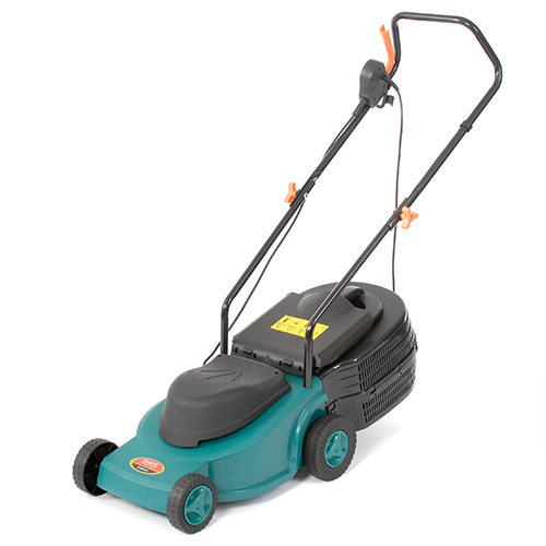 800w electric lawn mower review compare prices buy online for Lawn mower electric motor