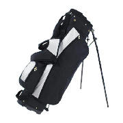 This Activequipment golf stand bag provides full length protection for your clubs also including 6 p