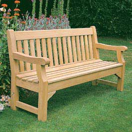 Alexander Rose Royal Albizzia Park Bench - review, compare prices, buy ...