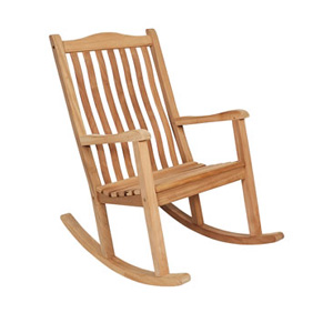 Alexander Rose Sussex Mahogany Rocking Chair - review, compare prices