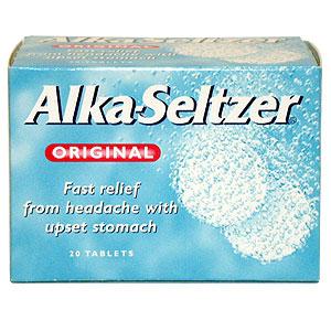 Alka-Seltzer Tablets
