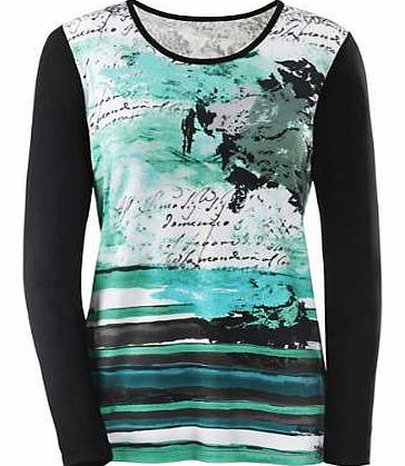 Unbranded Ambria Printed Top