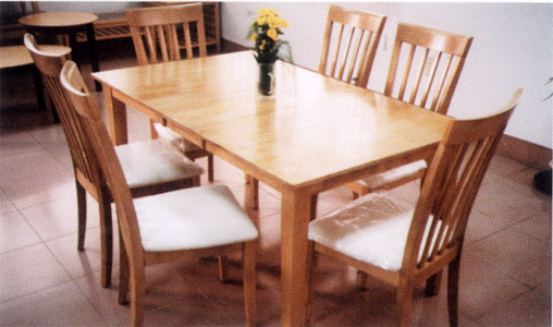 Angel Dining Set