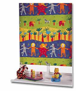 Animals Blackout Ready Made Roller Blind