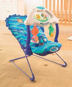 fisher price aquarium take along swing manual
