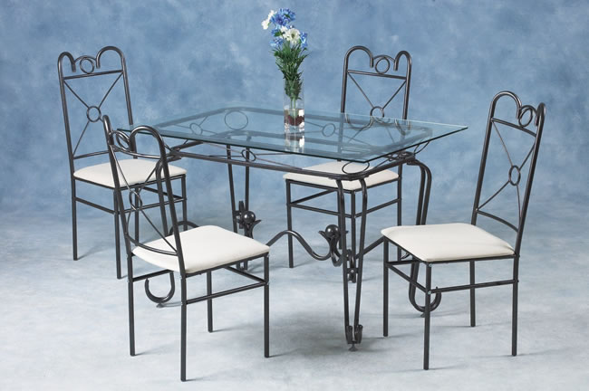 Arianna Rectangular Dining Set