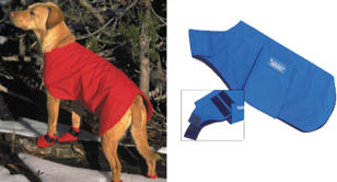"Arrowhead Dog Coat Med 19"" (48cm) product image"