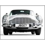 Minichamps have just announced they will be releasing the Aston Martin DB5 used by James Bond in