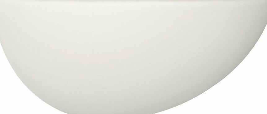 Aura Wall Light Matt White 40W 240V 34161 - review, compare prices, buy online