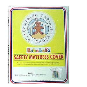 Unbranded BabeSafe Safety Mattress Cover - Size C