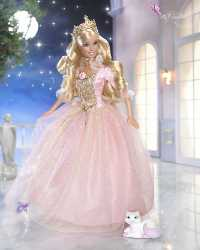 Barbie As The Princess and the Pauper Anneliese Doll ...
