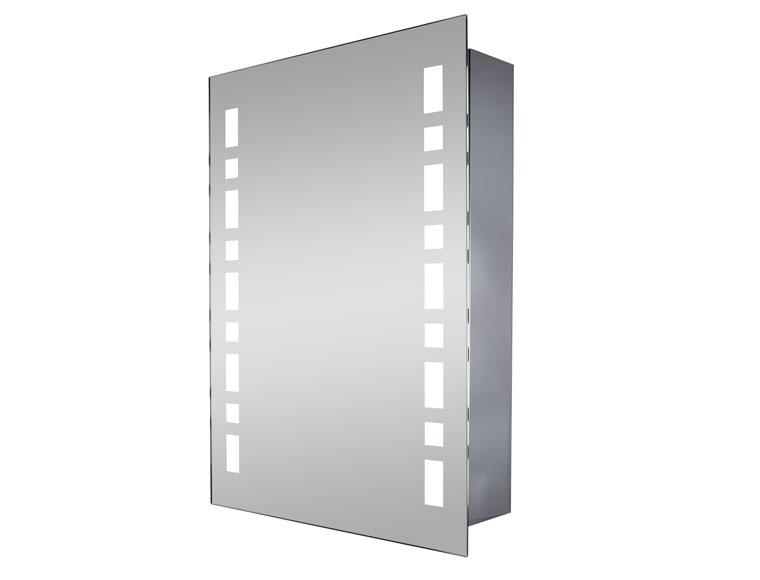 Basonite Illuminated Mirror Cabinet Review Compare Prices Buy. Illuminated Mirror Cabinet  LED Illuminated Bathroom Mirror