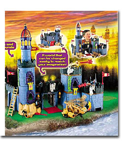 Imaginext Battle Castle.