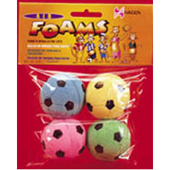 Catit Sponge Soccer Ball (4 pieces) product image