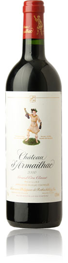From the best vintage for many, many years, this wine is just beginning to drink well now. Rich and