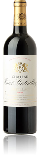 `One of the finest Haut-Batailleys ever made (it certainly rivals the 1996), this deep ruby/purple-c