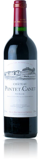 Classic, high regard and sought-after Pauillac, this shows intensely concentrated blackcurrant fruit