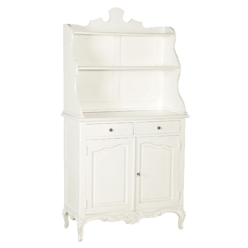 Coach House Chateau Painted Sideboard With Upstand