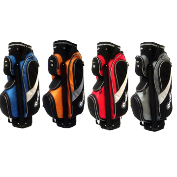 NEW IN BOX  Confidence Golf 14 Way Divider bag  Brand new for   2008Features include   9`` diameter