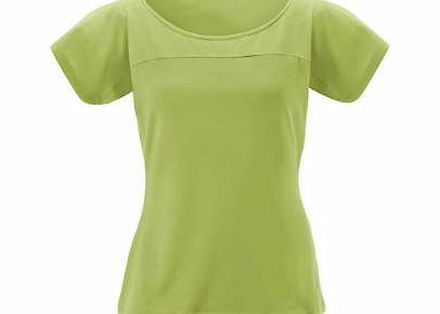 Unbranded Creation L Ruffle Neckline Top