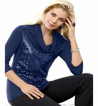 Unbranded Creation L Sequin Top