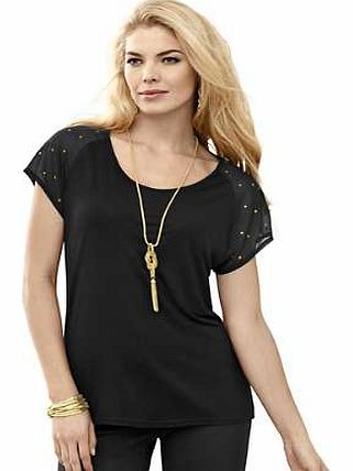 Unbranded Creation L Short Sleeve Top